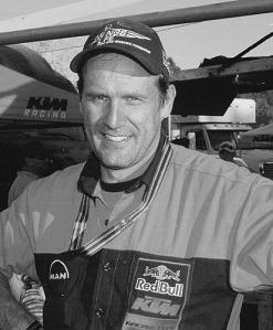 1989 and 1991 Heinz Kinigadner